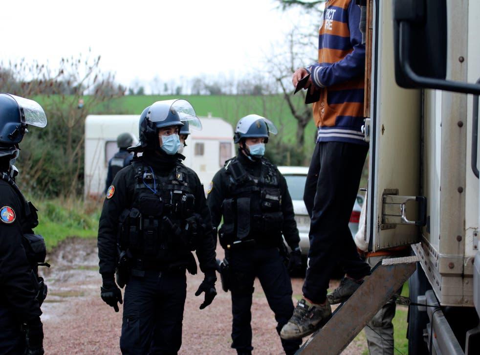 Virus Outbreak France Rave