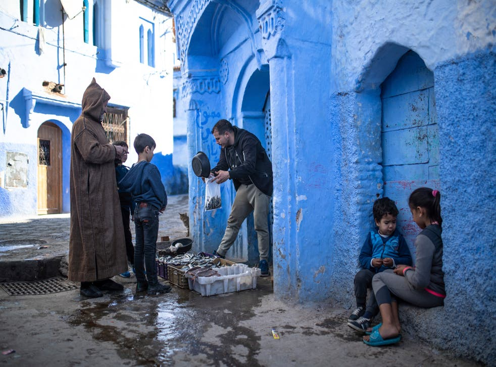 Virus Outbreak Morocco Tourist Town Photo Gallery