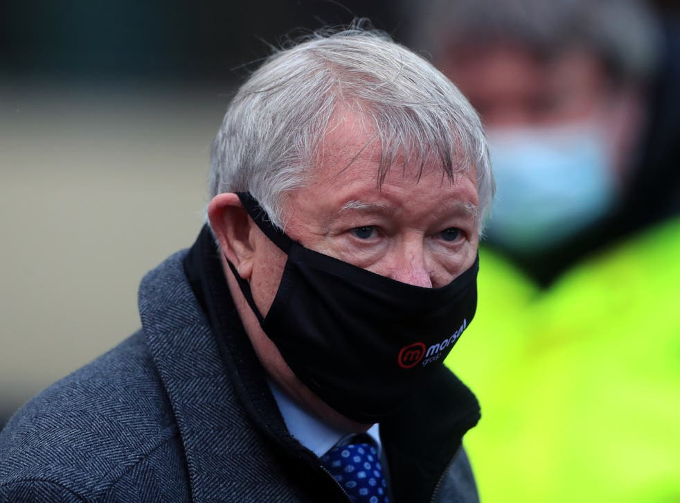 <p>Ferguson has called for more action</p>