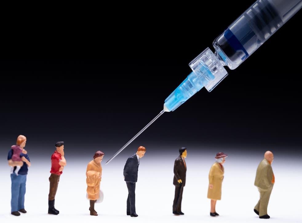 <p>Con el 2020 definido por la aparición de la pandemia de coronavirus y la prisa por contener la enfermedad, es probable que 2021 sea recordado por la carrera para vacunar contra ella.</p>