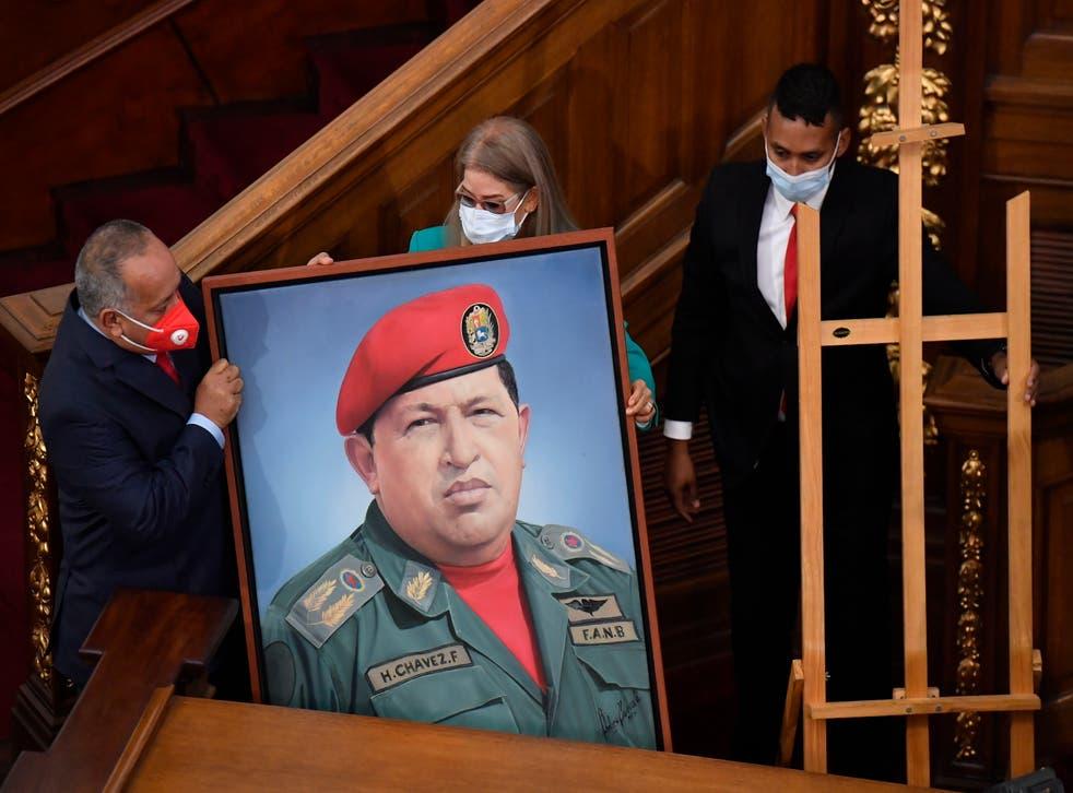 VENEZUELA-ASAMBLEA NACIONAL