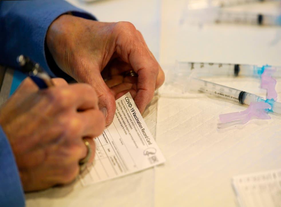 Virus Outbreak Vaccine Records