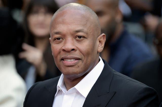 <p>Dre irrumpió en la escena musical como miembro cofundador de NWA.</p>