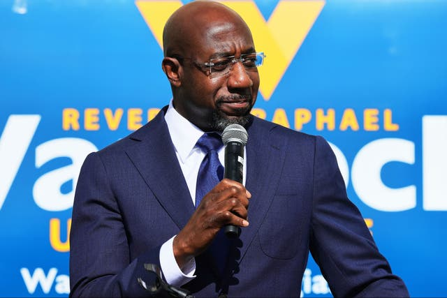 Raphael Warnock would be first Black US senator from Georgia
