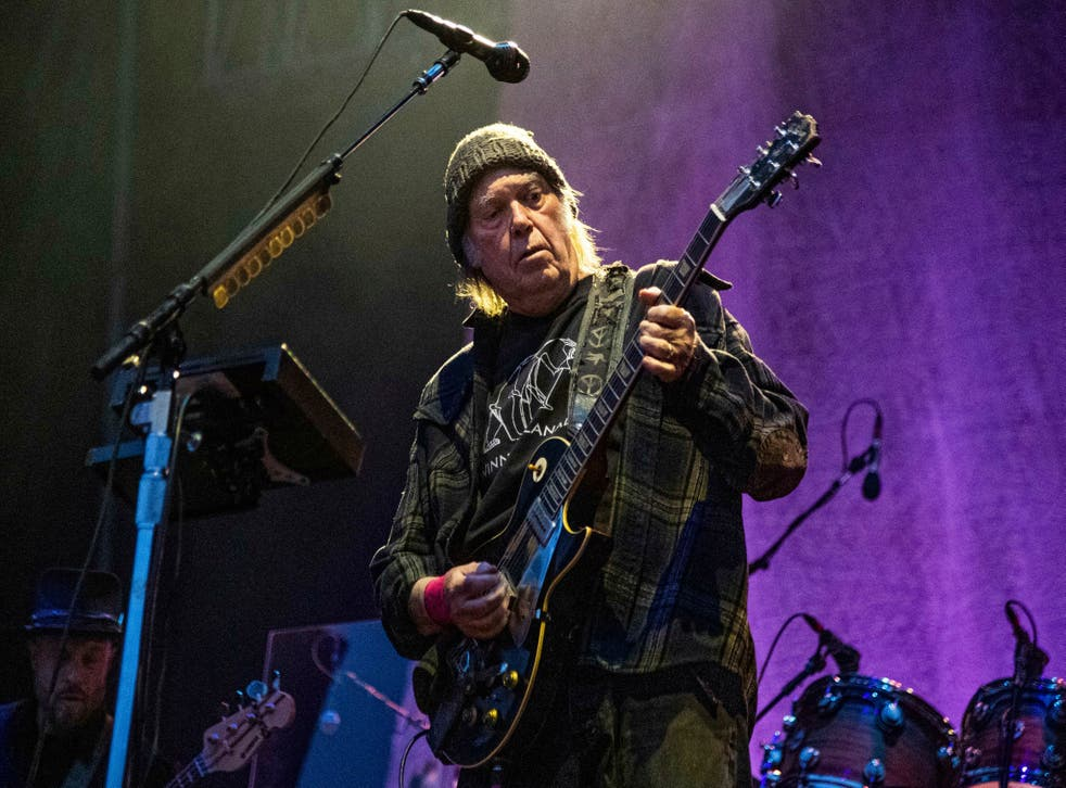 <p>Harvesting his back catalogue: Neil Young sold a 50% stake for an estimated $150m</p>