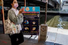 The Latest: Thailand to expand virus testing at factories