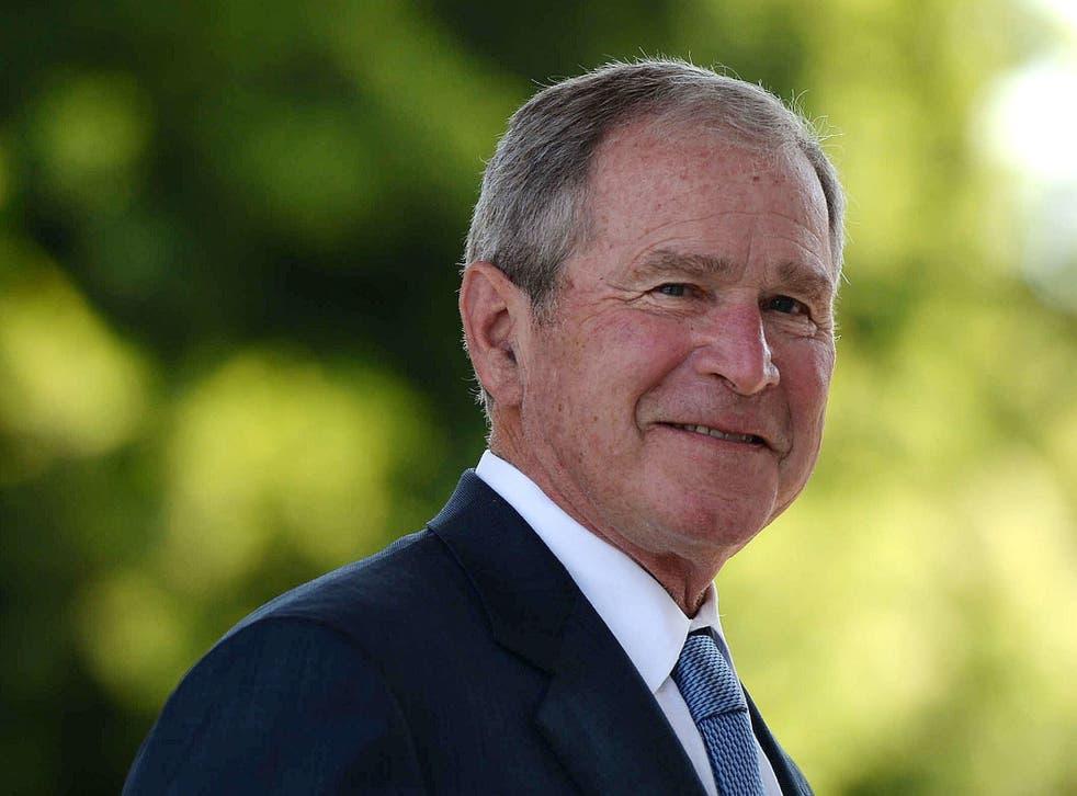 <p>Bush asistirá a la ceremonia en Washington, D.C., junto a su esposa y exprimera dama de Estados Unidos, Laura Bush&nbsp;</p>