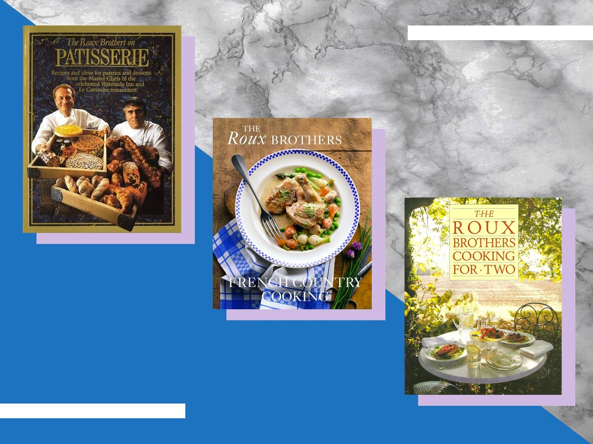 Albert Roux Dies His Best Cookbooks You Should Buy The Independent