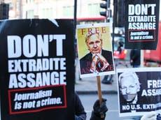 Niegan libertad bajo fianza a Julian Assange, fundador de WikiLeaks