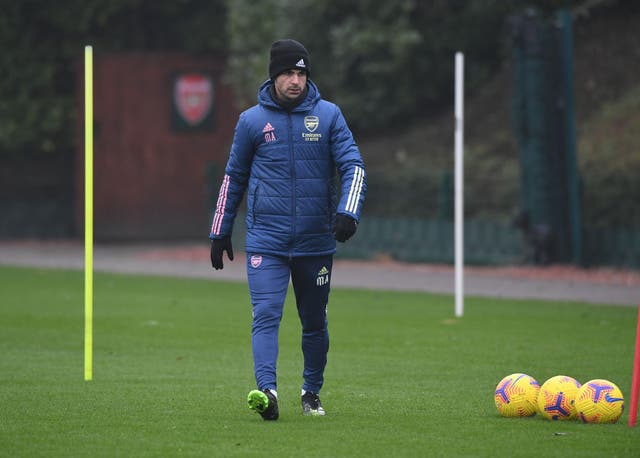 Arteta is keen for a squad overhaul at Arsenal