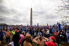 Evacuan Capitolio tras conflicto entre seguidores de Trump y policías