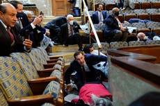 World leaders condemn 'disgraceful' scenes in Washington DC
