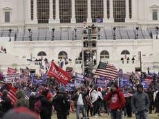 Celebridades reaccionan con disgusto tras disturbios en el Capitolio