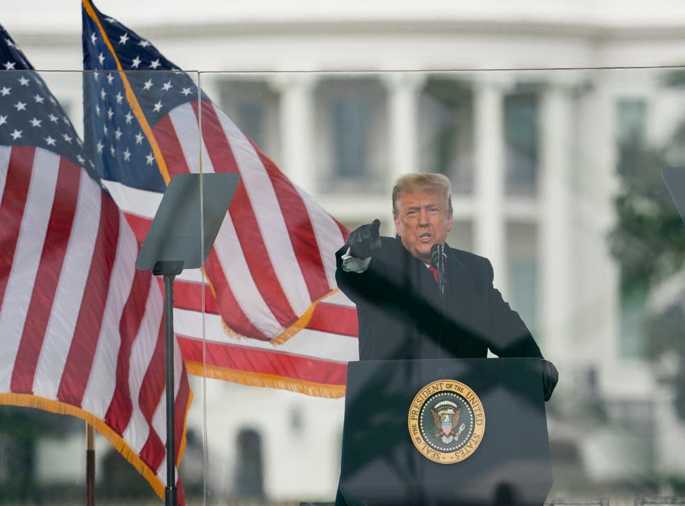 <p>Trump will likely be back and support will be there for him</p>