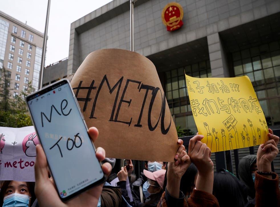 China MeToo Lawsuit