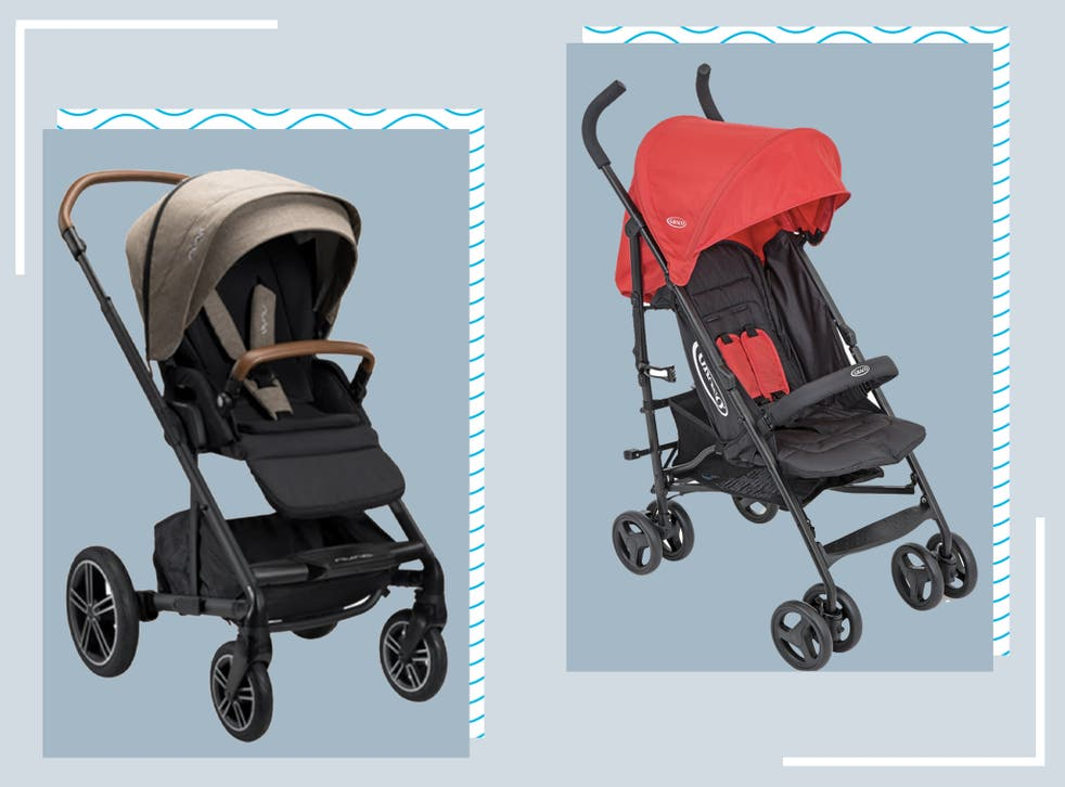 Best compact stroller: Lightweight and collapsible buggies for hassle-free  travel | The Independent