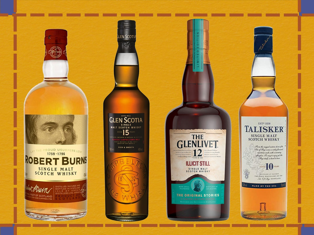 International Whiskey Day 2021 Best Single Malt Whiskies The Independent
