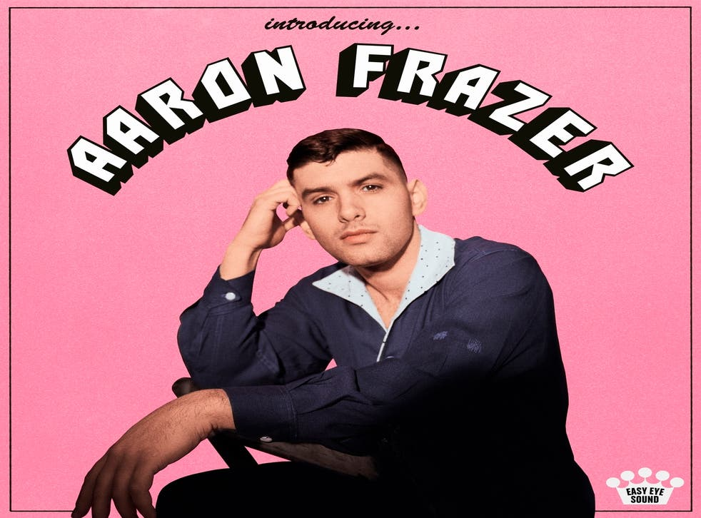 Music Review - Aaron Frazer