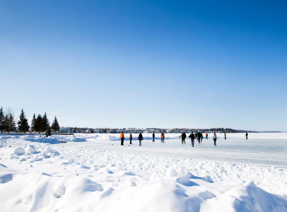 Outdoor Hockey Climate Fears