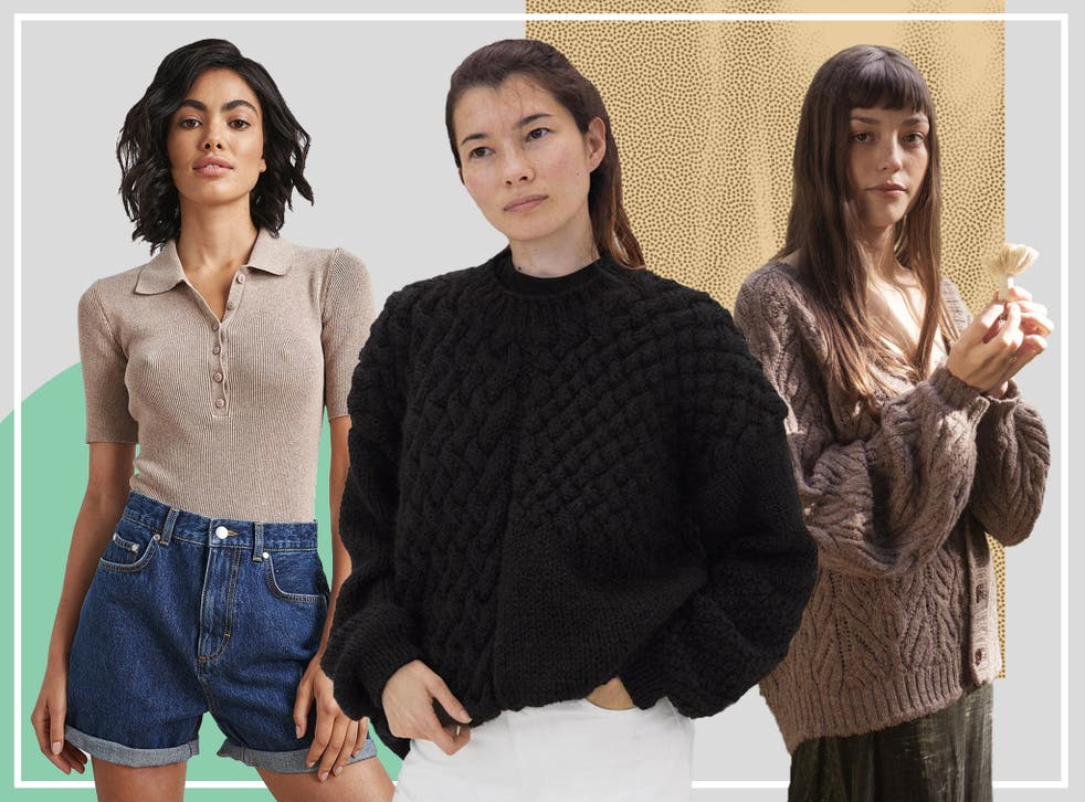 <p>From roll necks to cardigans, keep warm this winter with our woven picks</p>