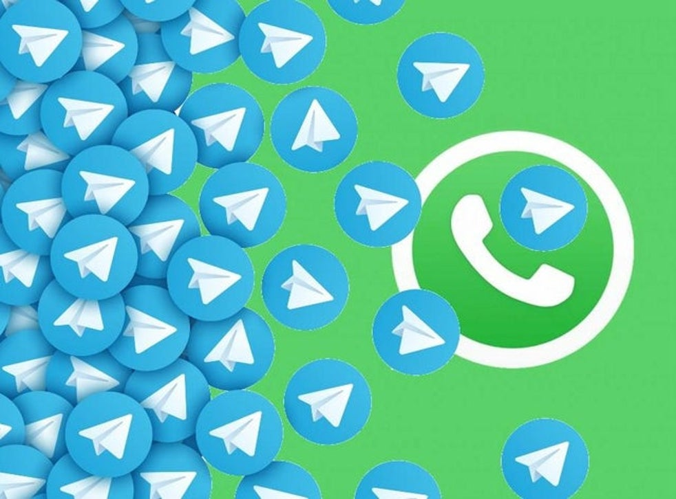 WhatsApp users have been migrating to Telegram due to the familiar format