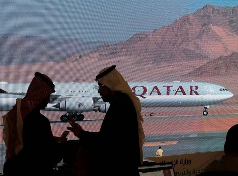 Saudi Arabia Gulf Crisis