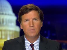 Tucker Carlson says Trump 'recklessly encouraged' Capitol riots
