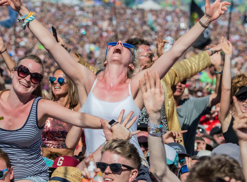 <p>Glastonbury Festival was one of hundreds similar events cancelled in 2020</p>