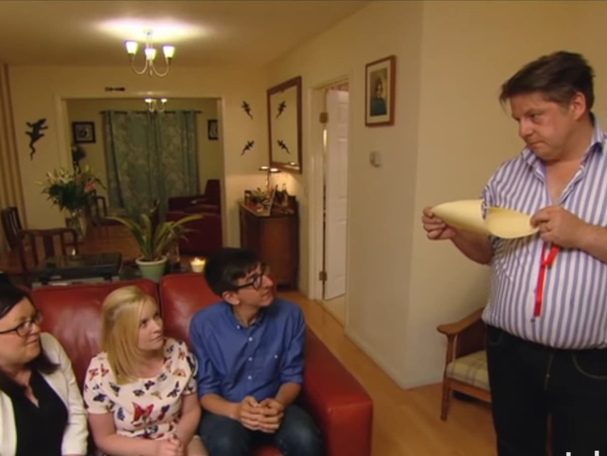 Sad little life Jane', five years on Come Dine with Me star gives ...