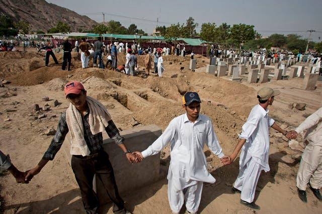 Pakistan Minority Persecution