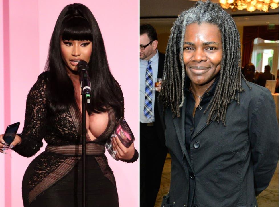 <p>Nicki Minaj to pay Tracy Chapman $450k in 'Sorry' copyright infringement lawsuit</p>