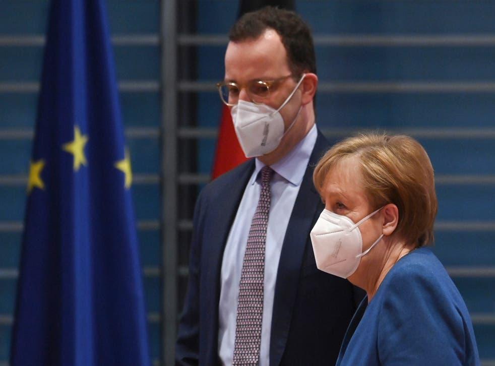 Germany Pandemic Politics