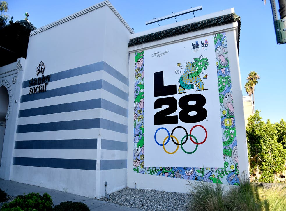 Los Angeles is set to host the 2028 Olympic Games