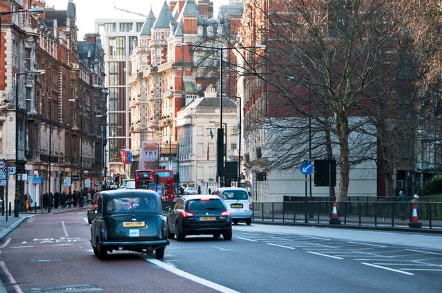 <p>The Royal Borough of Kensington and Chelsea in London highlights how unfair council tax has become </p>