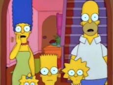 Los Simpson habrían predicho el ataque al Capitolio en un episodio de 1996