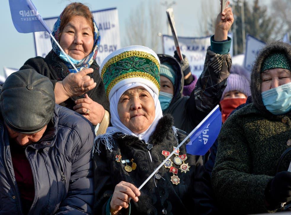 Kyrgyzstan Presidential Election