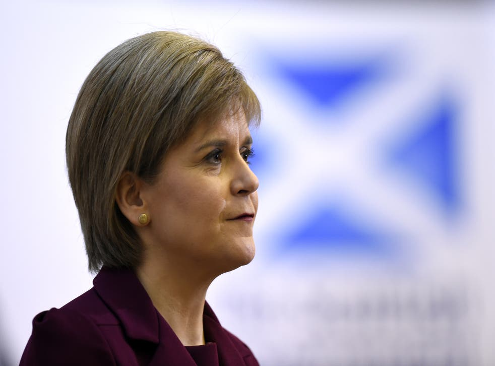 <p>The deputy first minister has confidence in what Ms Sturgeon will say</p>
