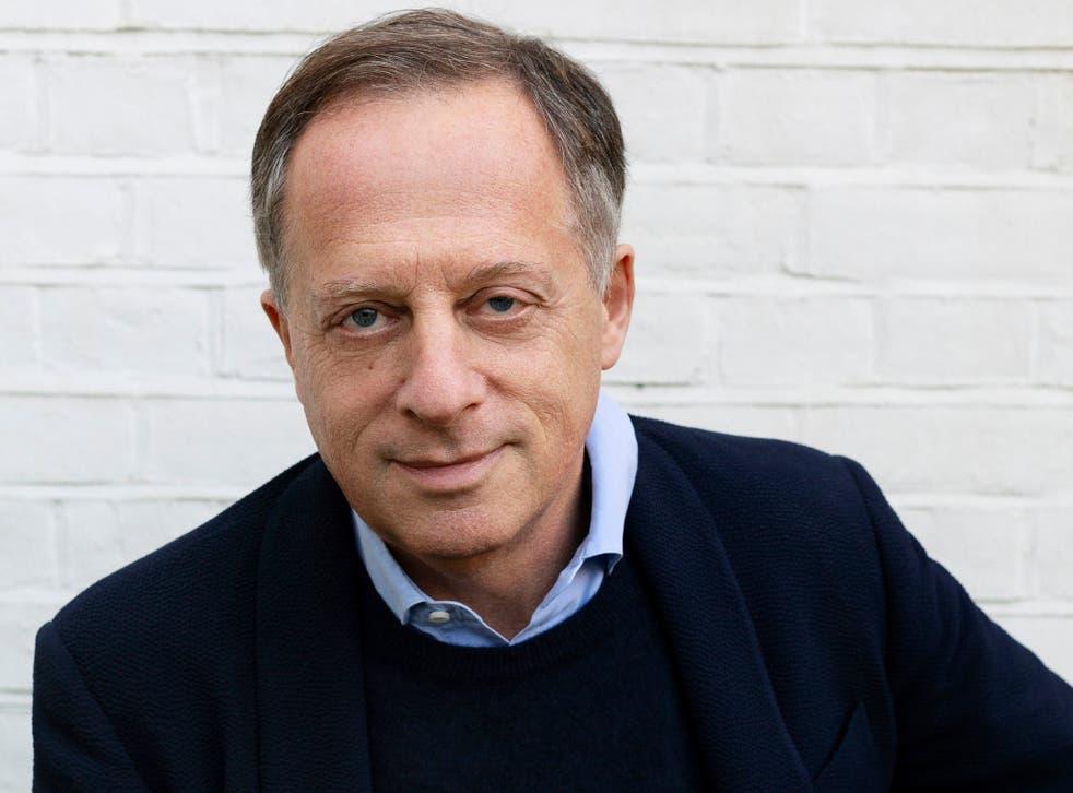 <p>Richard Sharp, the former Goldman Sachs banker who will succeed Sir David Clementi as BBC chairman</p>