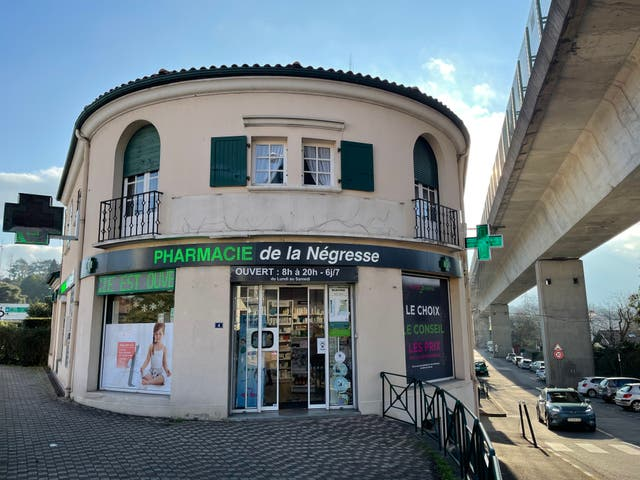 <p>La Negresse is a suburb of Biarritz, close to the French/Spanish border</p>