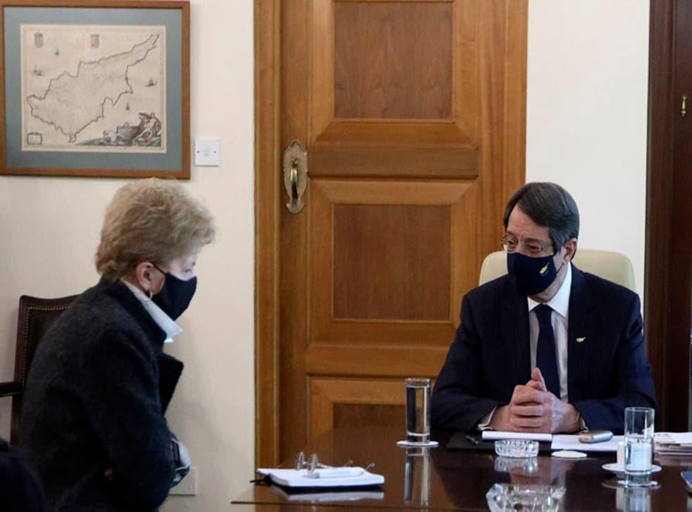 Cyprus Peace Talks