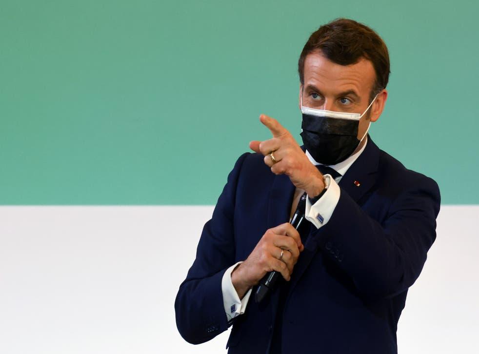 France UN Climate