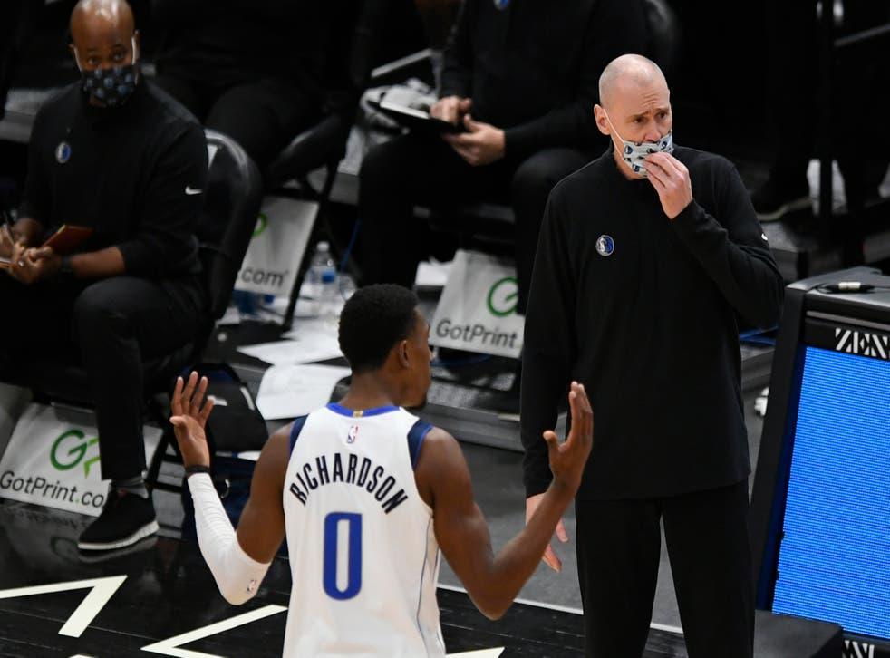 <p>Los Mavericks no tienen el número suficiente de jugadores para encarar su cotejo de este lunes ante los Pelicans</p>
