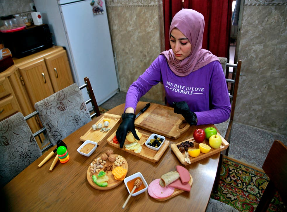 Iraq Female Entrepreneurs