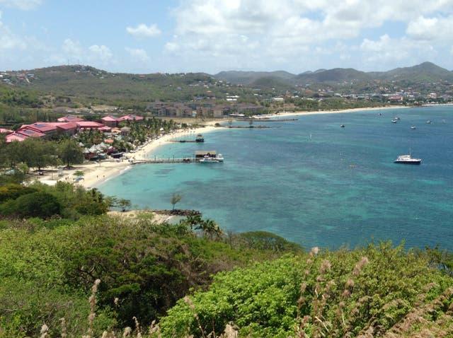 <p>St Lucia</p>