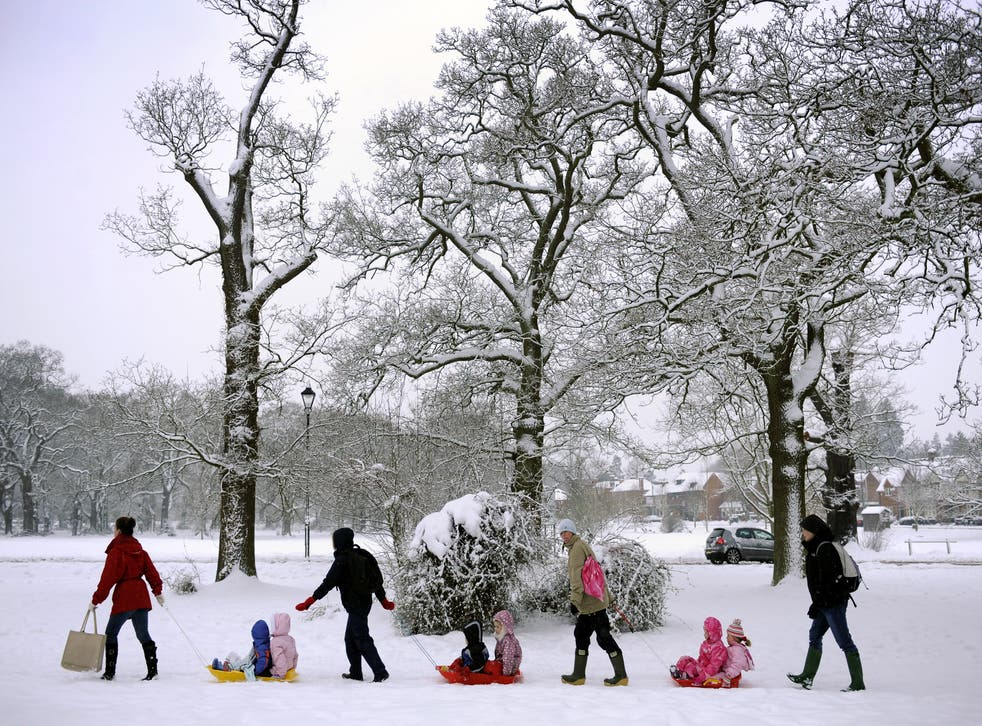 <p>A Met Office yellow weather warning for snow is in place for Scotland and northern England later in the week&nbsp;</p>