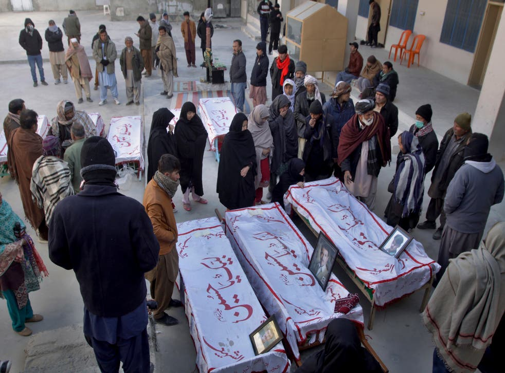 Pakistan Shiite Protest