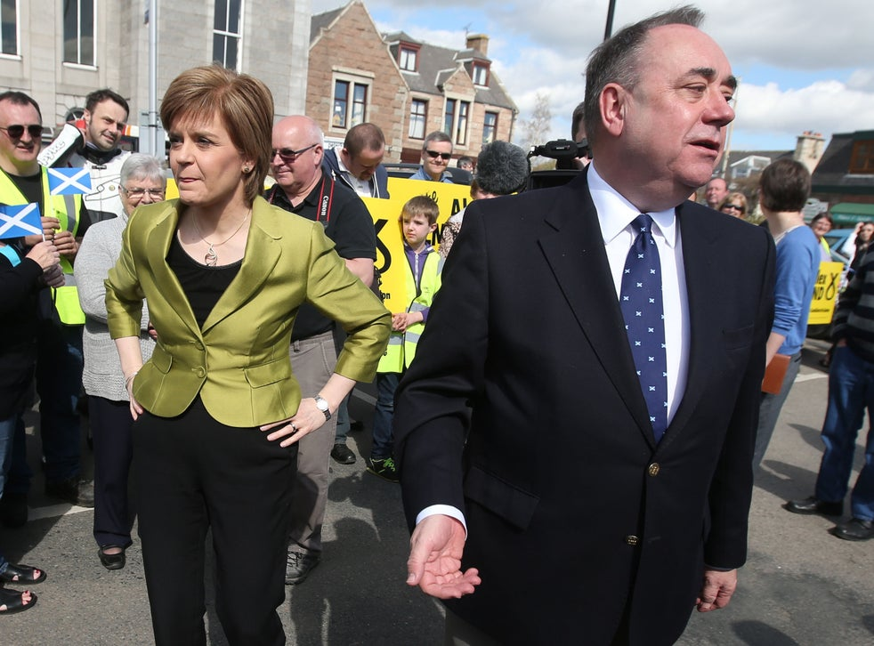 Sturgeon is alleged to have known about sexual harassment claims against Salmond earlier than she admits