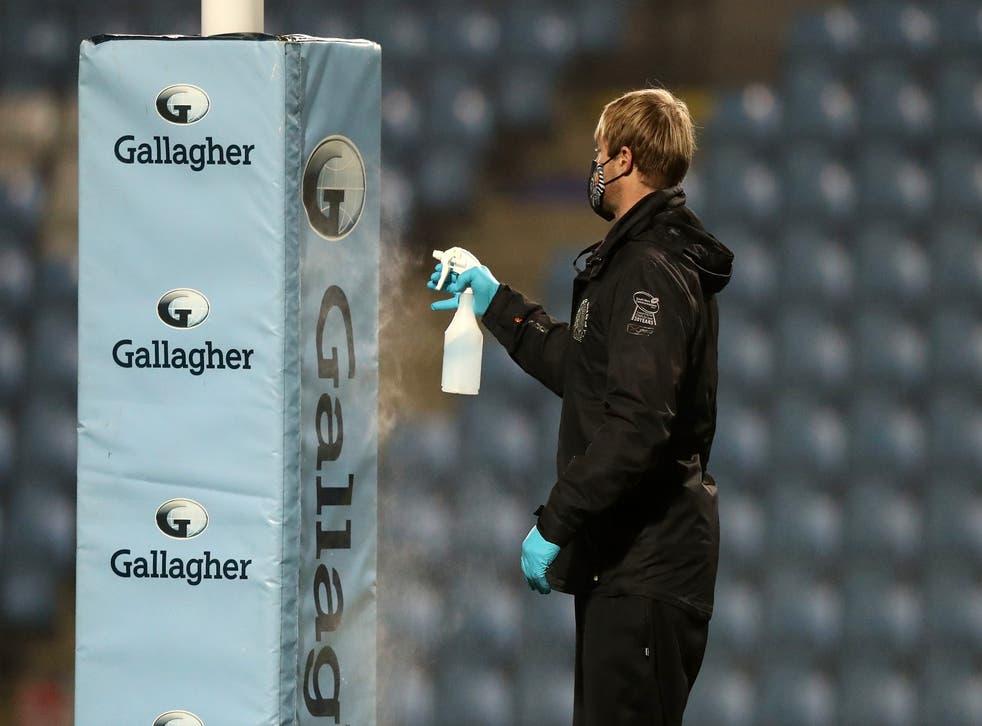 Premiership Rugby will take a winter break
