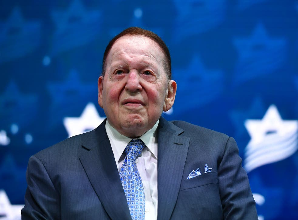 <p>Muere Sheldon Adelson a los 87 años</p>