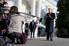 Informantes aseguran que Trump sabía qué ocurriría en el Capitolio